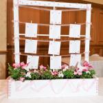 Window Box Table Plan