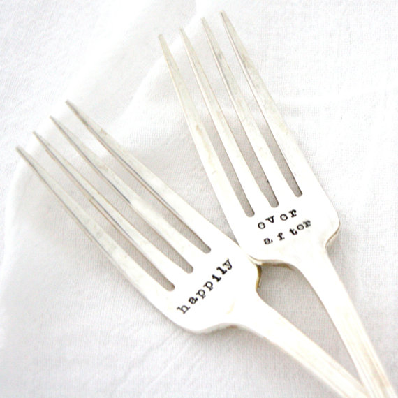 Happily ever after cutlery