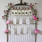 A Rustic 'Country Wedding' Table Plan