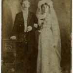 1900s Wedding Photo