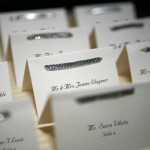 Escort Cards – An Extra Finishing Touch For Your Wedding Seating Plan