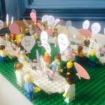 Lego Wedding Seating Plans!