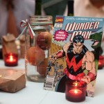 Comic Book and Superhero Wedding Seating Plans