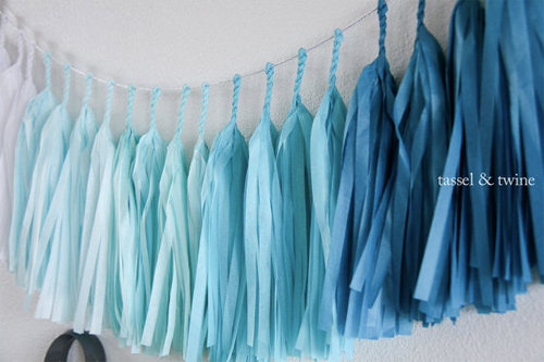 Aquamarine Wedding Colour Scheme