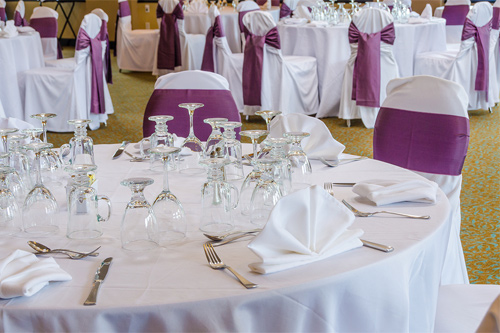 Radiant Orchid Wedding Colour Scheme