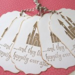 Once Upon A Time… A Fairy Tale Wedding Table Plan