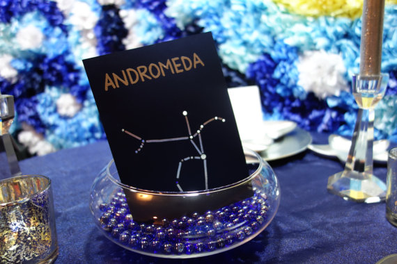 Constellation table names